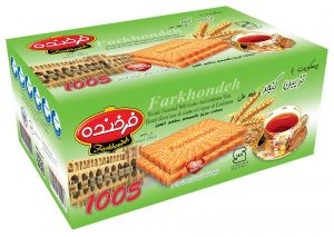 Biscuit Farkhondeh sesame and cardamom 850g
