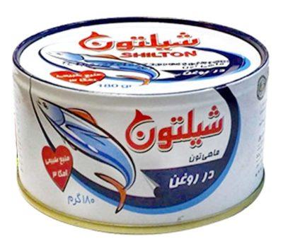 Canned Shilton tuna 175g
