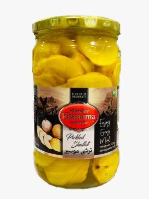 Pickled Khanum Khanuma Wild Garlic 700g