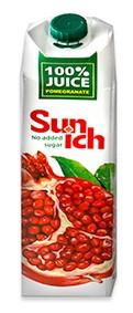 Pomegranate Juice Sanich 1000ml