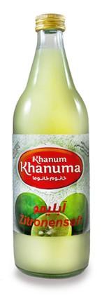 Lime juice Khanum Khanuma 600ml