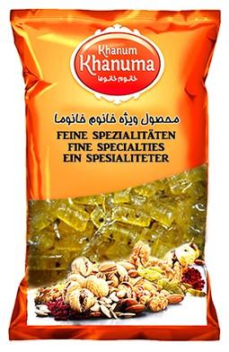 Special Khanum Khanuma cardamom seeds candy 500g