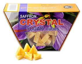 Saffron sugar 400g