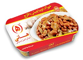 Conserve Hani Beans with Mushrooms 175g