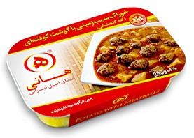 Conserve Hani Potatoes with meat 175g