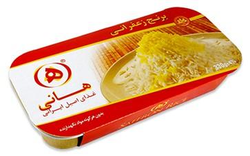 Konserve Hani Saffron rice 330g