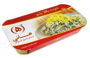 Konserve Hani Dill bean rice 330g