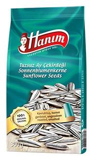 Roasted sunflower seeds Hanim unsalted 300g
