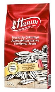Roasted sunflower seeds with salt Hanim 300g