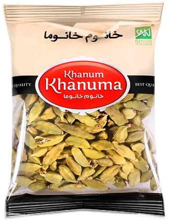 Spice Khanum Khanuma cardamom 30g