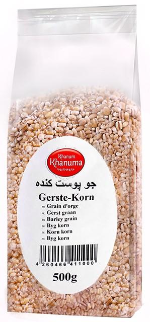 Gerste Korn Khanum Khanuma 500g