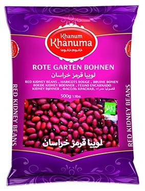 Special Khanum Khanuma red kidny beans 500g