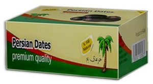 Dried dates Dashtestani 1000g