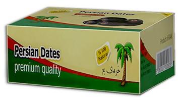 Dried dates Dashtestani 1000g
