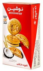 Coconut Muffins Nushin 200g