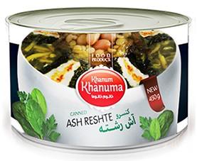 Canned Khanum Khanuma Ash Reshte 450g