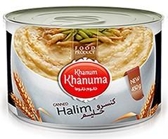 Canned Khanum Khanuma Halim 450g