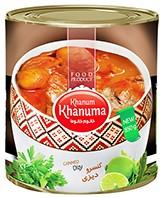 Canned Khanum Khanuma bean stew Dizi 850g
