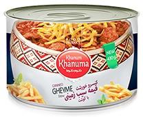 Canned Khanum Khanuma Geymeh with meat 450g