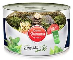 Canned Khanum Khanuma kuku 450g