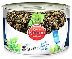 Canned Khanum Khanuma Mint & Persley 450g