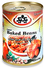 Canned & beans 400g