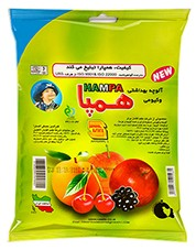 Dried cherries big Hampa 150g