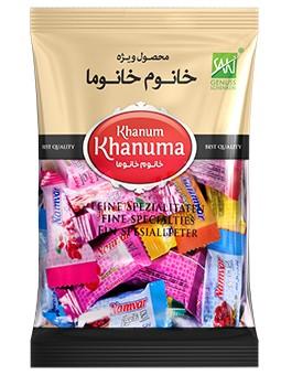 Lavashak chocolate  Khanum Khanuma 300g