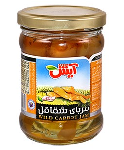Parsnips jam Ayesh 280g