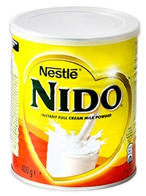 Milk powder Nido 400g