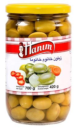 Oliven Mix - Spicy Khanum Khanuma700g