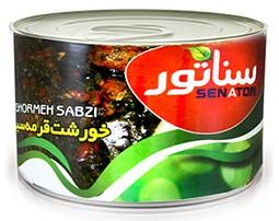 Canned Senator vegetables 450g