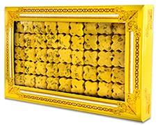 Chick pea flour cookies cardboard Box 700g