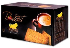 Biscuite Tabarok Banana 800g