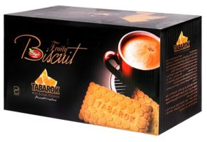 Biscuite Tabarok Orange 800g