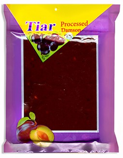 Dried cherries Tiyar groß 170g