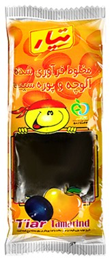 Dried cherries Tiyar 60g