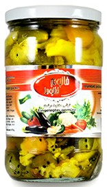Pickled vegetables Khanum Khanuma 700g