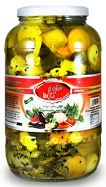 Pickled Khanum Khanuma 1800g