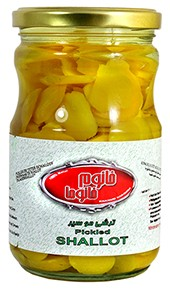 Pickled Khanum Khanuma Wild Garlic 700g