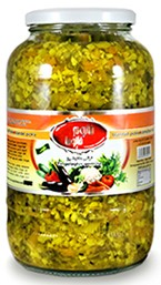 Pickled vegetables Khanum Khanuma fine 1800g