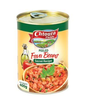 Fava beans with chili Chtoura 400g