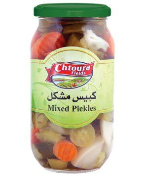Mixed pickles Chtoura 850g
