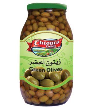 Green olives Chtoura 850g