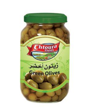 Green olives Chtoura 500g