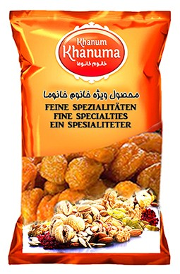 Special Khanum Khanuma dried plum 250g