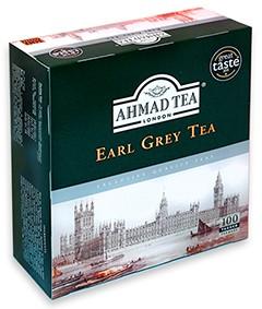 Tea bag Ahmad Earl Grey 200g