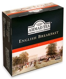Tea bags Ahmad English Breakfast 200g