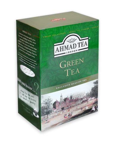 Tea Ahmad green 500g