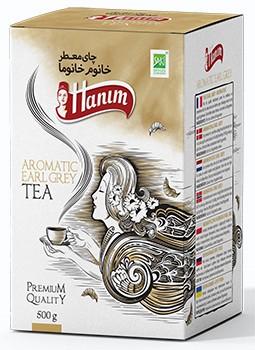 Tea Khanum Khanuma Aromatic 500g